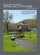 Spring Mill State Park Booklet