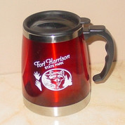 Fort Harrison State Park Travel Mug*