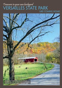 Versailles State Park Booklet