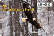 2014 Annual State Park Entrance Permit