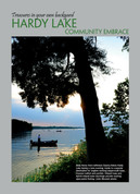 Hardy Lake State Park booklet
