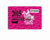 2015 Annual Horse Tag (permit)
