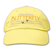 Advice from a Butterfly Hat*