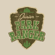 Junior Park Ranger t-shirt YOUTH*