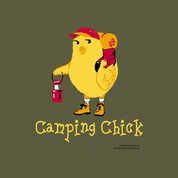 Camping Chick*