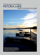 Patoka Lake Booklet