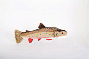 Plush Brook Trout 10""
