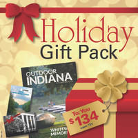 Save $31 by purchasing our Holiday Gift Pack upgrade. Offer is available thru 12/31/2017.