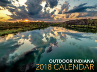 2018 Outdoor Indiana Calendar