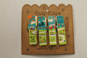 """Enjoy the Ride"" Chip Clips*"