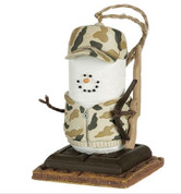 S'mores Camo Hunter Ornament*