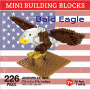 Mini-Building Blocks - Bald Eagle*