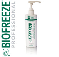 Biofreeze® Professional Topical Analgesic 16 oz Gel Pump Clinical Size