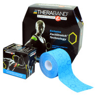 TheraBand™ Kinesiology Tape with exclusive XactStretch™ Technology distributed by International Orthopedics at the Lowest Wholesale Prices