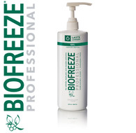 Biofreeze® Professional Topical Analgesic 32 oz Gel w/ Pump Clinical Size