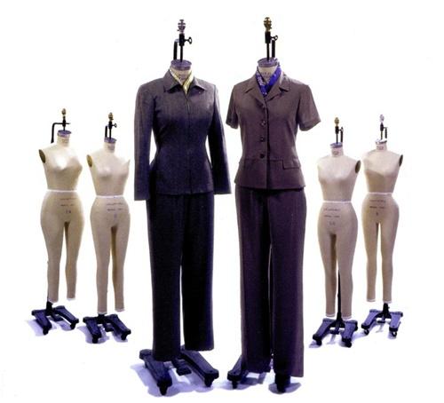 Professional Full Body Female Dress Form