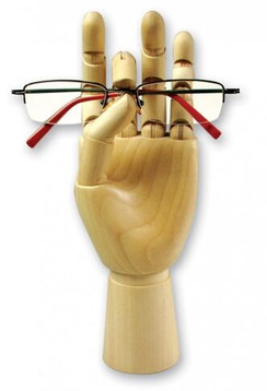 Wooden Male Display Hand MM-JW-MWHAND