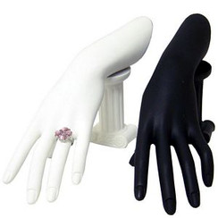 Elegant Female Hand and Pedestal Display MM-DS-032