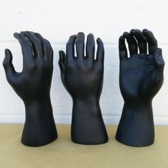 Plastic Male Hand MM-JW-S01 (2 Units)