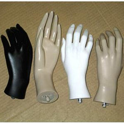 Female Mannequin Hands Surplus MM-HandsF Surplus (1 Pair)