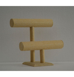 Bracelet Display 2 Bars Linen MM-JW-LN-2BARS