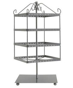 Boutique Earrings Rotating Holder Display MM-JW-DQFA-003