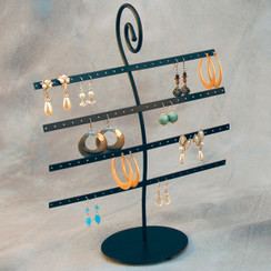 Decorative Jewelry Metal Earring Display Stand MM-BM40