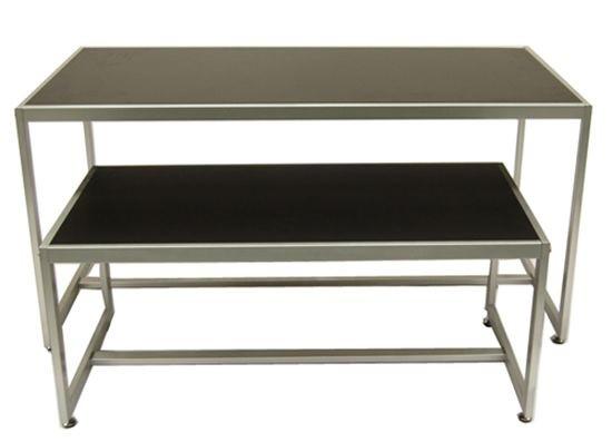 Set of 2 Display Tables MM-RKTA2BK