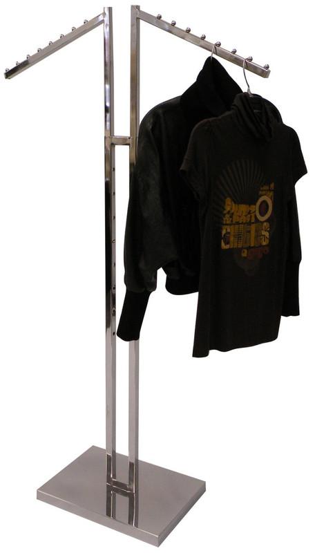 2 Way Slant Display Clothing Rack MM-RK-R22