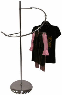Spiral Clothing Display Rack MM-RK-K29