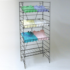 Garment Display Shelf Rack MM-4SR