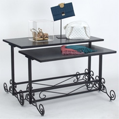 Black Boutique Table Set MM-BQB-TA