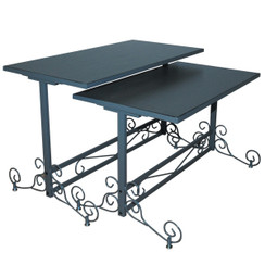 Gray Boutique Table Set MM-BQ-TA (Free Shipping)