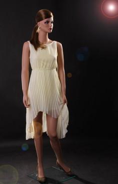 Fiberglass Tan Skin Female Mannequin MM-LISA3 SALE