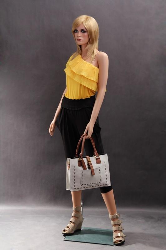 Fiberglass Tan Skin Female Mannequin MM-LISA2 SALE