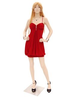 Fiberglass Fleshtone Female Mannequin MM-A4F1 SALE