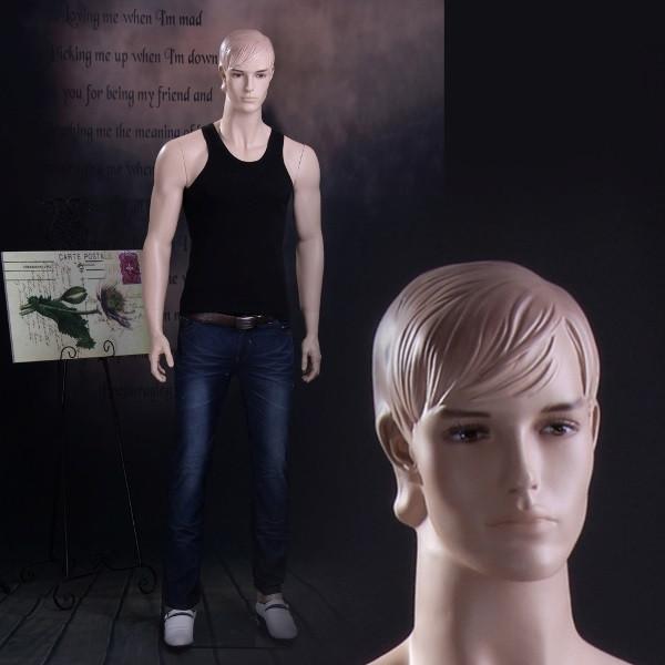 Fiberglass Fleshtone Male Mannequin MM-WEN07 SALE