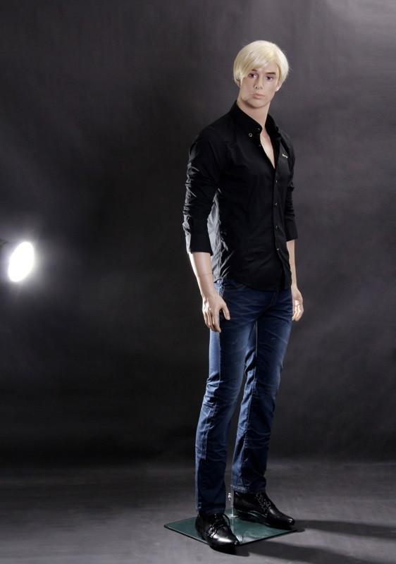 Fiberglass Fleshtone Male Mannequin MM-WEN06 SALE