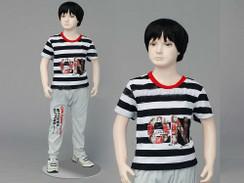 Unisex Realistic Child Mannequin Fleshtone MM-ITA02