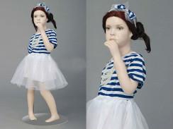 Unisex Realistic Child Mannequin Fleshtone MM-ITA01
