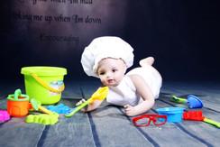 Realistic Toddler Crawling Mannequin Fleshtone MM-ANN-02