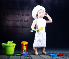 Realistic Toddler Standing Mannequin Fleshtone MM-ANN-04