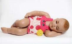 Realistic Toddler Sleeping Mannequin Fleshtone MM-ANN-05