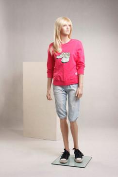 Teen Girl Mannequin Fleshtone MM-SK09