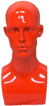 Male Display Head Item # MM-EraRed