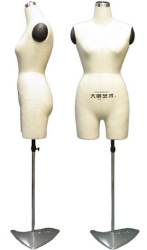 Pinnable Female Covered Form MM-105