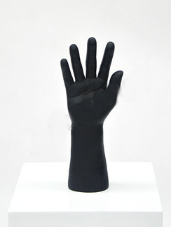 Plastic Male Right Hand MM-PS-MHB (2 Units)