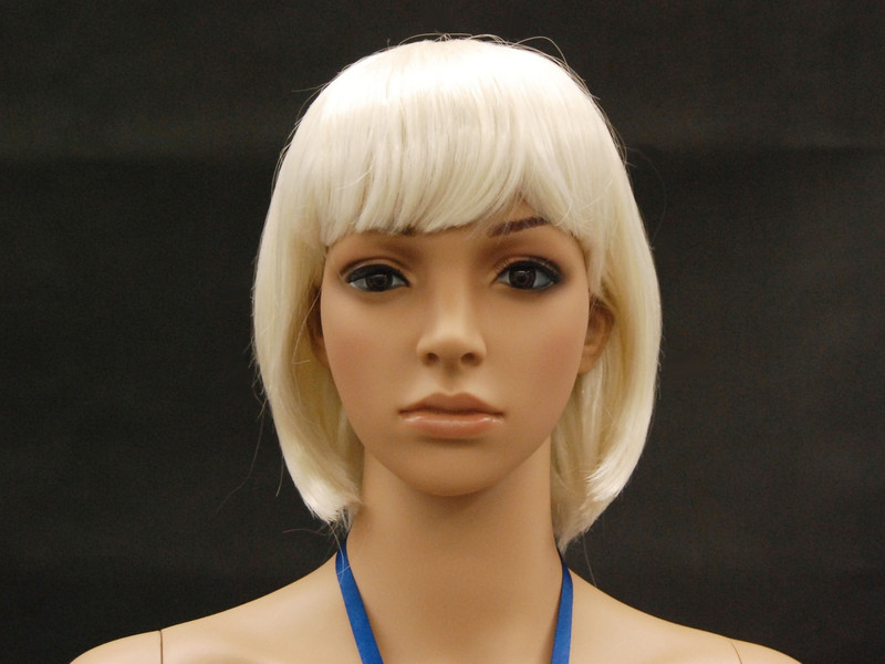 Female Mannequin Wig - T6W