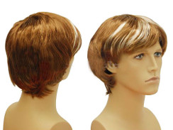 Male Teen Mannequin Wig - MM-M10-30A