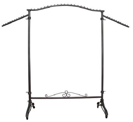 Boutique Clothing Rack on Wheels MM-TY906